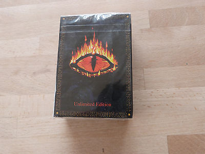 MECCG The Wizards Middle Earth CCG sealed in shrink unlimited starter deck
