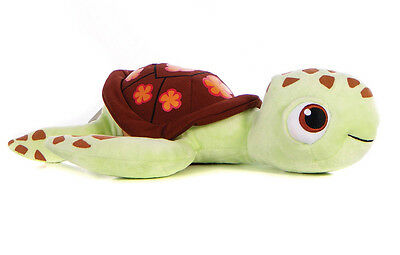 """New Official 12"""" Finding Nemo Soft Toy Teddy Squirt From Disney Finding Nemo"""