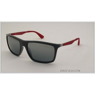 Sonnenbrille Ray Ban RB4228 6185/88 58 RAYBAN Shiny Grey