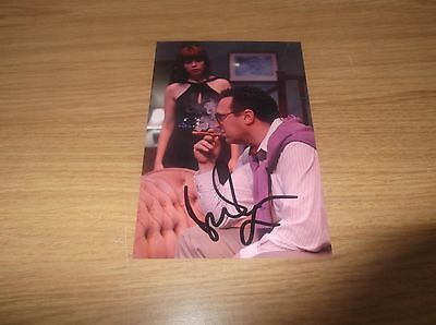 Absolutely Fabulous Ben Roddy signed 6x4 photo