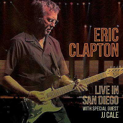 Live in San Diego (with Special Guest JJ Cale) [Vinile] Eric Clapton …
