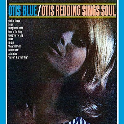 Otis Redding Otis Blue Lp Vinyl New 33Rpm