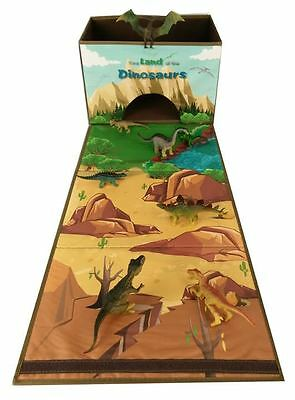 Toy Playmat Toy Box Dinosaur Plus Toys for Kids - TX-13983-1
