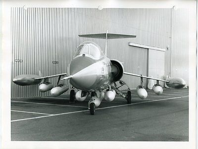 Official Photo~Lockheed F-104 Starfighter~Maximum Weapons Capability, 1950's, #5