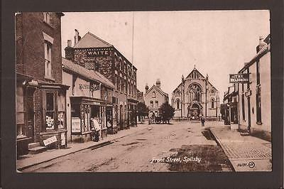 Spilsby. Front Street.