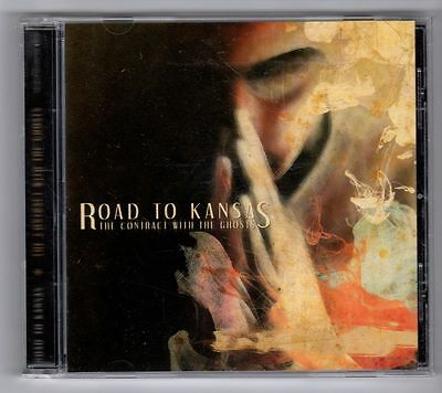 (GY432) Road To Kansas, The Contract With The Ghosts - 2010 CD