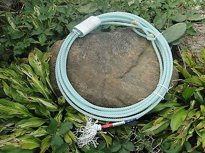 "CLASSIC Money Maker 35' Rope 3/8"" S Left Hand ~ Roping / Rodeo / Rope Horse"