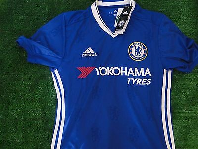 Chelsea Home Shirt   2016-17 Bnwt Size Small