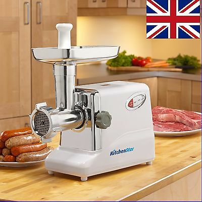 3 SPEED 4 HP 3000W Electric Meat Grinder STAINLESS STEEL BLADES