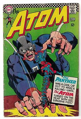 DC Comic ATOM Silver age  #27 VG superman 1966