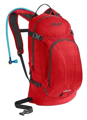 CamelBak Mule 3L Hydration Pack - Cherry -15