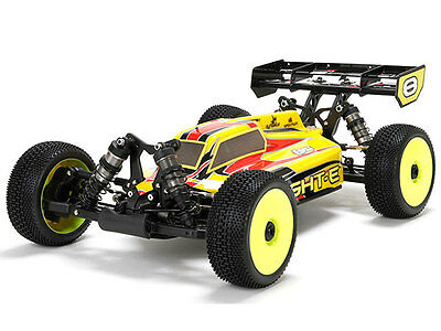 Losi 8IGHT E RTR AVC: 1/8 Electric 4WD Buggy #LOS04003C