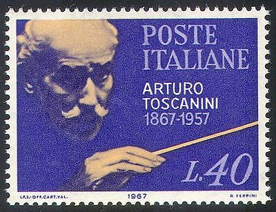 Italy 1967 Arturo Toscanini/Conductor/Musicians/Music/People 1v (n41661)