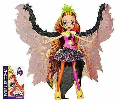 My Little Pony Rainbow Rocks Sunset Shimmer Time to Shine Doll