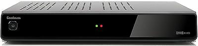 Goodmans 1TB Freeview + HD Box and Digital Set Top DTR TV Recorder 6 MTHS GTEE