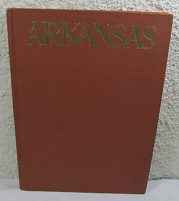 Arkansas It's Land And People Hardcover Book Museum Of Science & History