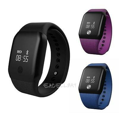 A88+ Smart Watch With Blood Oxygen Wristband Heart Rate Fitness Tracker Charger