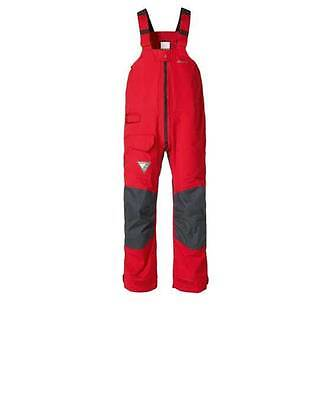 Musto Br1 Waterproof Trousers, Red, Sb1235. Size Large. Brand New In Packet.
