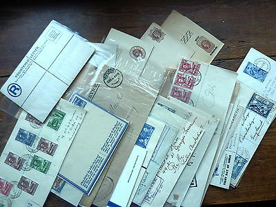 BECHUANALAND early cover/FDC/postal stationery cards/postcard stamp collection