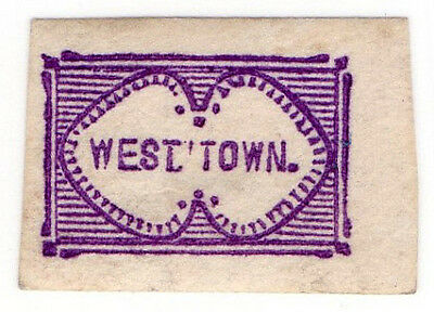 (I.B) US Local Post : West Town