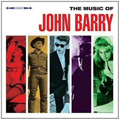 Music Of - 2 DISC SET - John Barry (2015, CD New)
