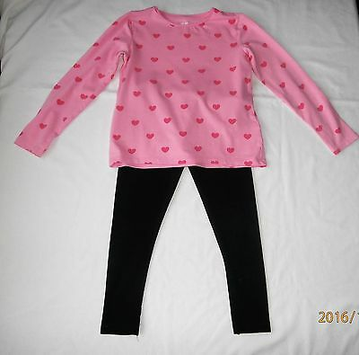 next & h&m  girls outfit age 6 years & 6-8 years