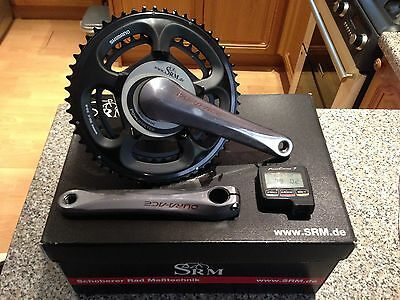Shimano Dura Ace 7900 SRM Power Meter, 172.5 & 53/39 (Road,Cycling,Racing,Bike)