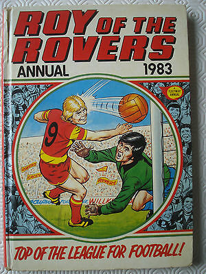 Roy of the Rovers Annual (1983)