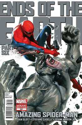 The Amazing Spider-Man #687 Gabriele Dell'Otto variant Marvel 1st Print NM