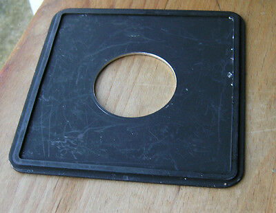round edged copal 1 fit  110mm x 110mm  lens board panel