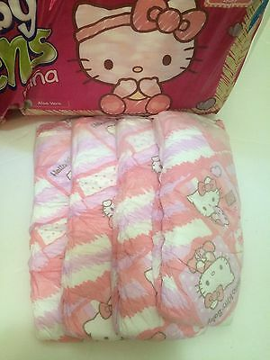 Hello Kitty 4 Disposable  Diapers Size 6