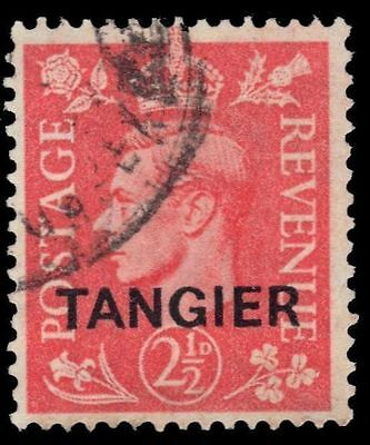 BRITISH OFFICES in MOROCCO 554 (SG284) - King George VI (pf47839)
