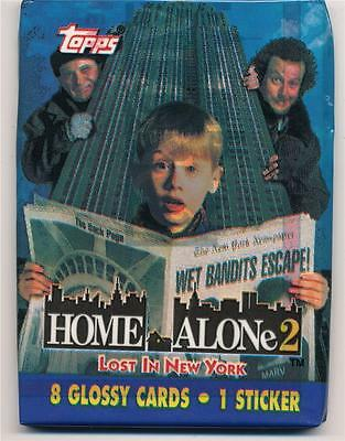 Home Alone II (Movie) Trading Card Pack