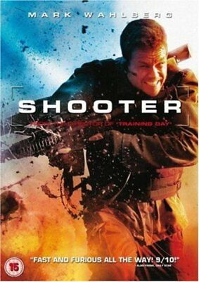 Shooter (Mark Wahlberg Michael Pena Danny Glover) Region 2 DVD New Clearance