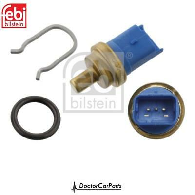 Coolant Water Temperature Sensor for PEUGEOT BOXER 2.2 02-on HDI DW12UTED Febi