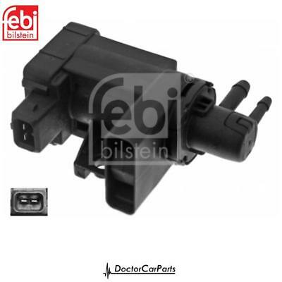 Solenoid Valve Exhaust Pressure for FIAT CROMA 1.9 2.4 05-on D Diesel Febi