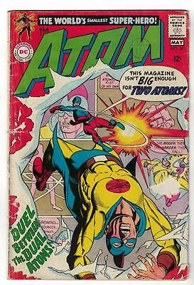 DC Comic ATOM Silver age  #36 VG  superman 1968