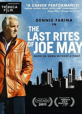 Last Rites of Joe May (2012, REGION 1 DVD New)