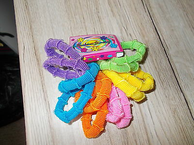 Joblot of 20 Packs of Girl's Hair Srunchies/Hairbands Accessories