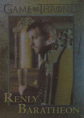 Game of Thrones Season 1 - #59 Base Parallel Foil Card