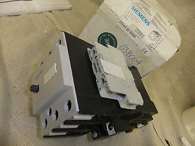 Electrical Siemens 4KW Contactor, 3TF44 22-0BB4, AC 3:15kW 400v 24v DC