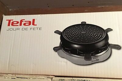 Tefal Raclette Party For 6