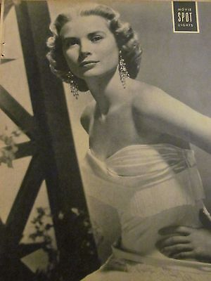 Grace Kelly, Full Page Vintage Pinup