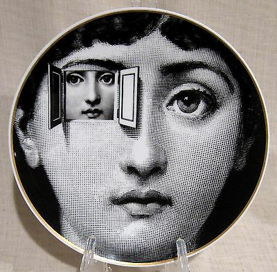 Rosenthal Fornasetti Collector's Plate
