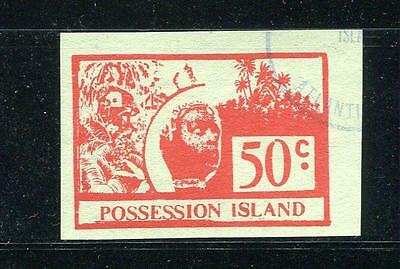 Possesion Islands Bogus or Locals or Fantasy Imperf  Used