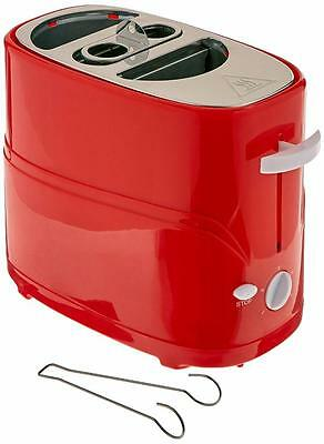 Electronics Pop-Up Hot Dog and Bun Toaster Red New in Box AP-HM36385