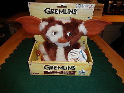 Gremlins Dancing Gizmo, Plush Doll, With Sound, In Original Box With Tags