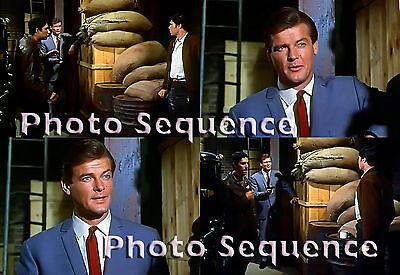 THE SAINT Roger Moore PHOTO Sequence #20