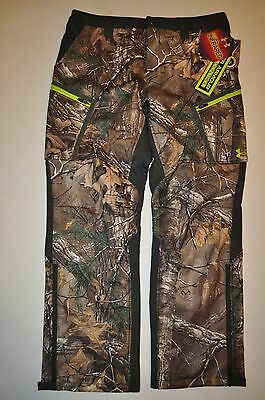 Under Armour Men's Size 36 Ua Coldgear Infrared Speed Freek Camo Hunt Pants Nwt