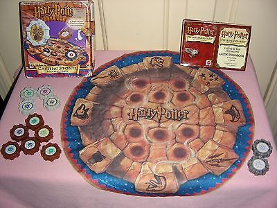 Harry Potter - Casting Stones Starter Game (incomplete, used)